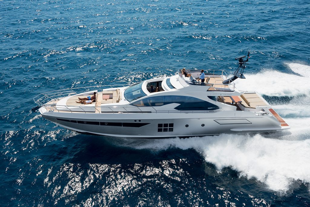 Azimut Yachts for Sale - Approved Boats