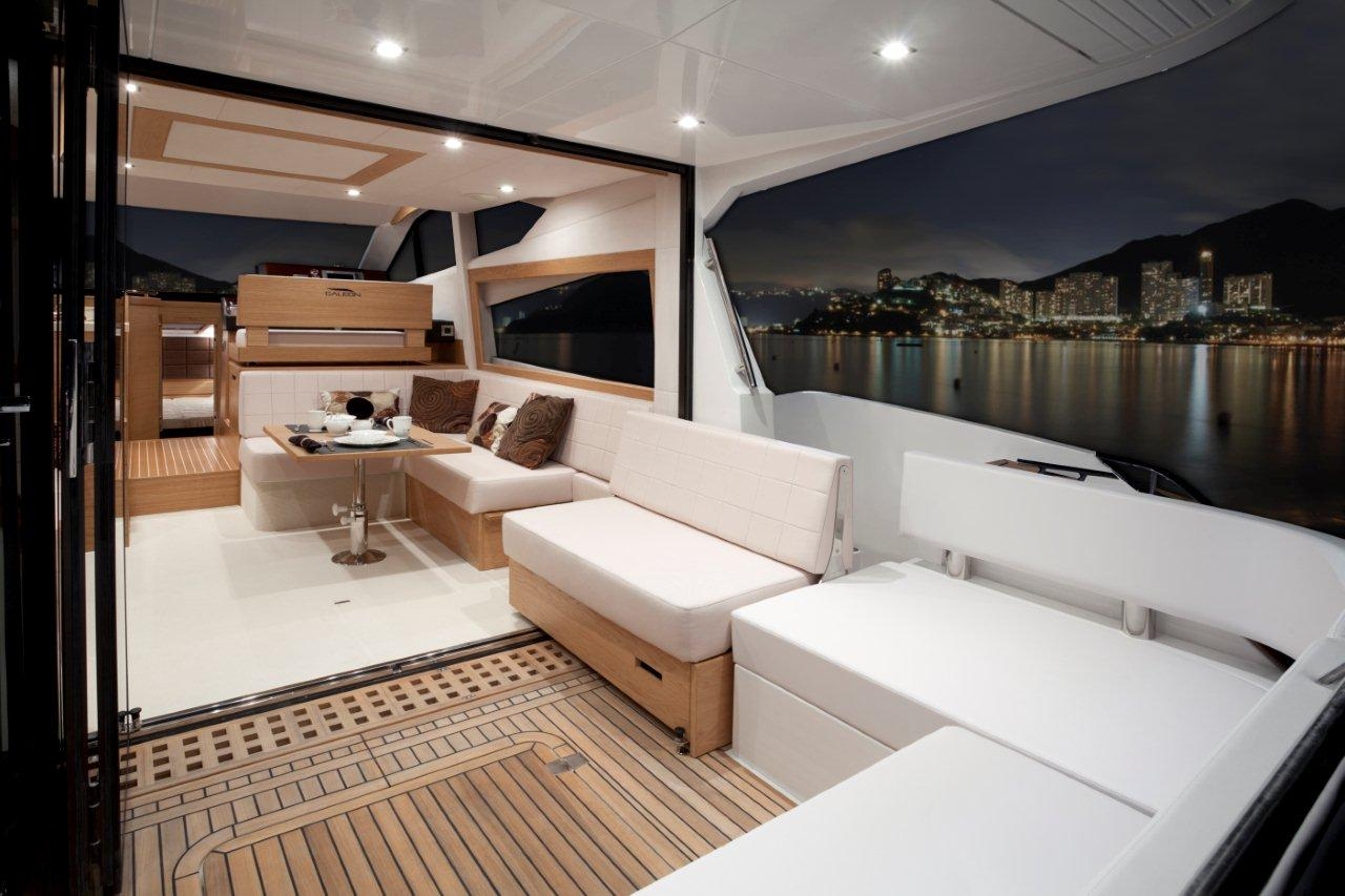 Galeon 420 FLY External image 57