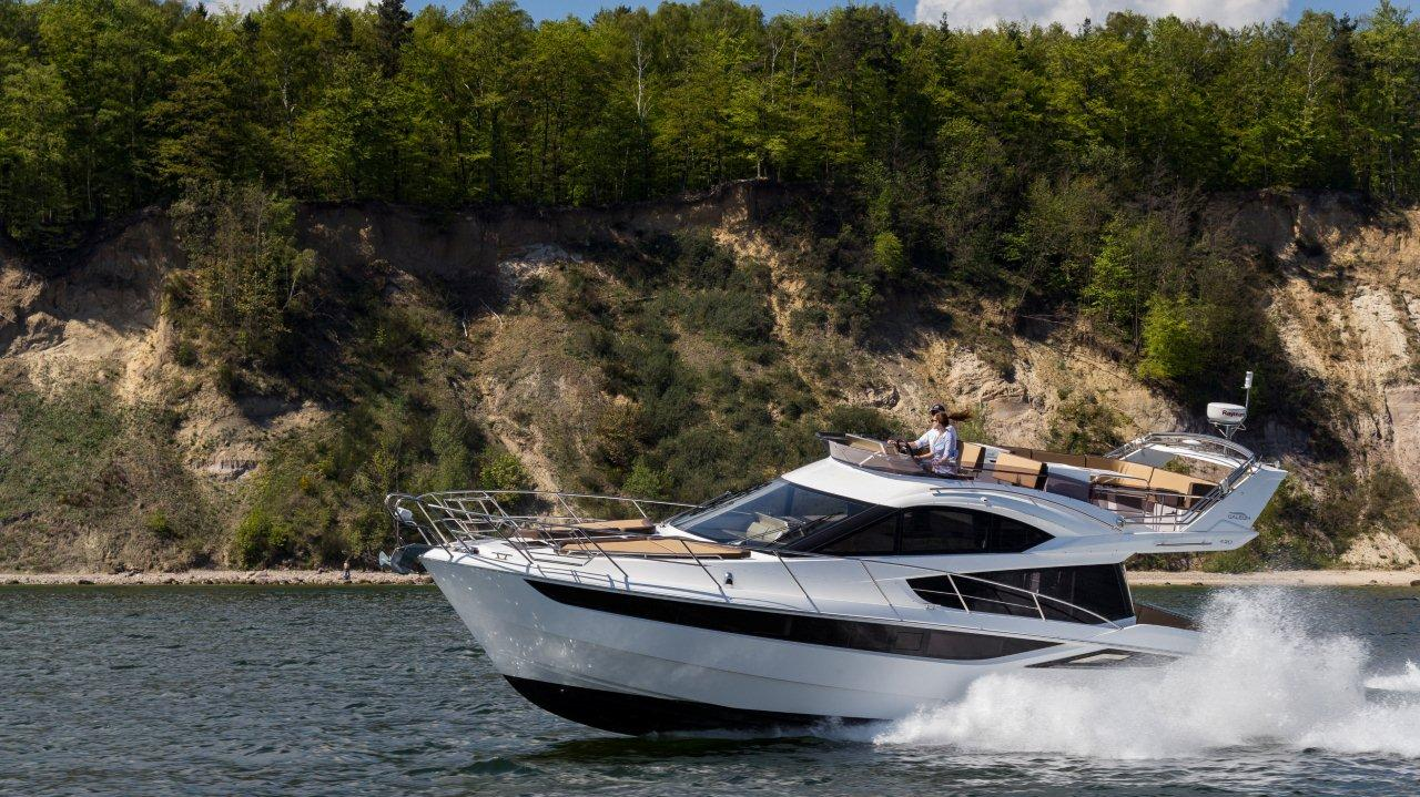 Galeon 420 FLY External image 11