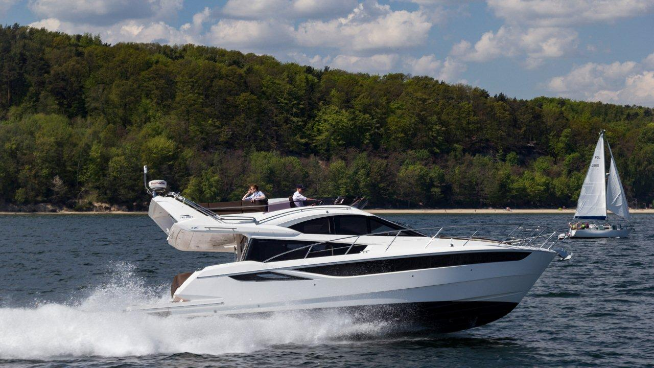 Galeon 420 FLY External image 28