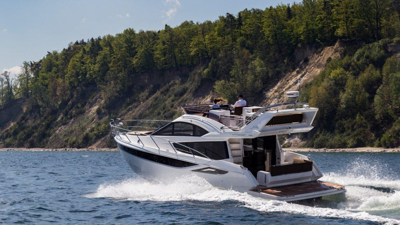 Galeon 420 FLY External image 4