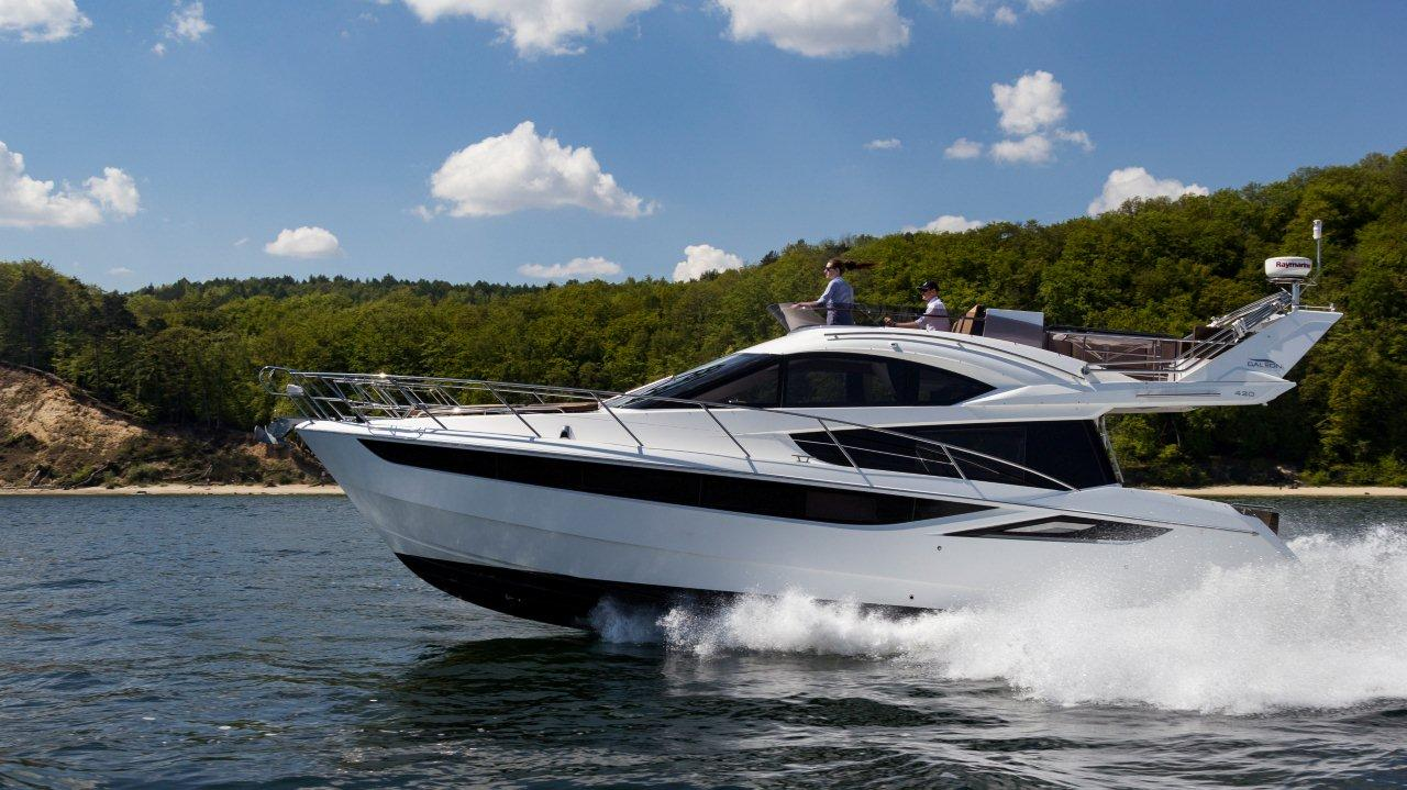 Galeon 420 FLY External image 9