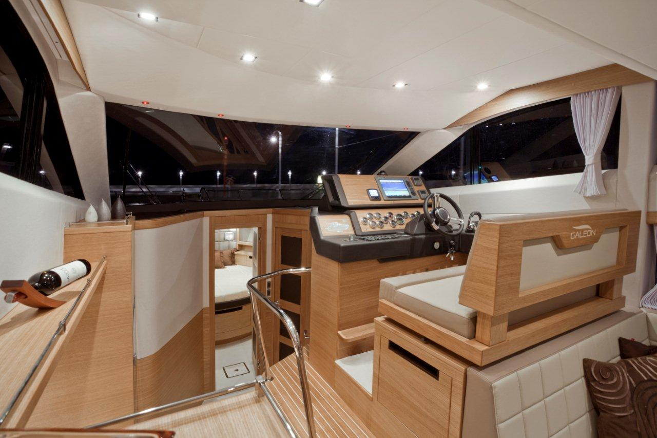 Galeon 420 FLY Internal image 24