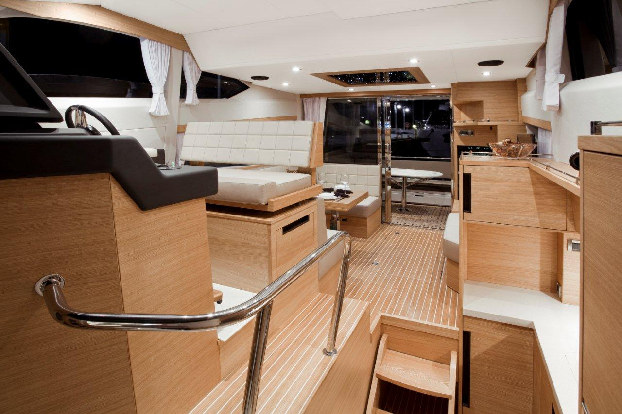 Galeon 420 FLY Internal image 26