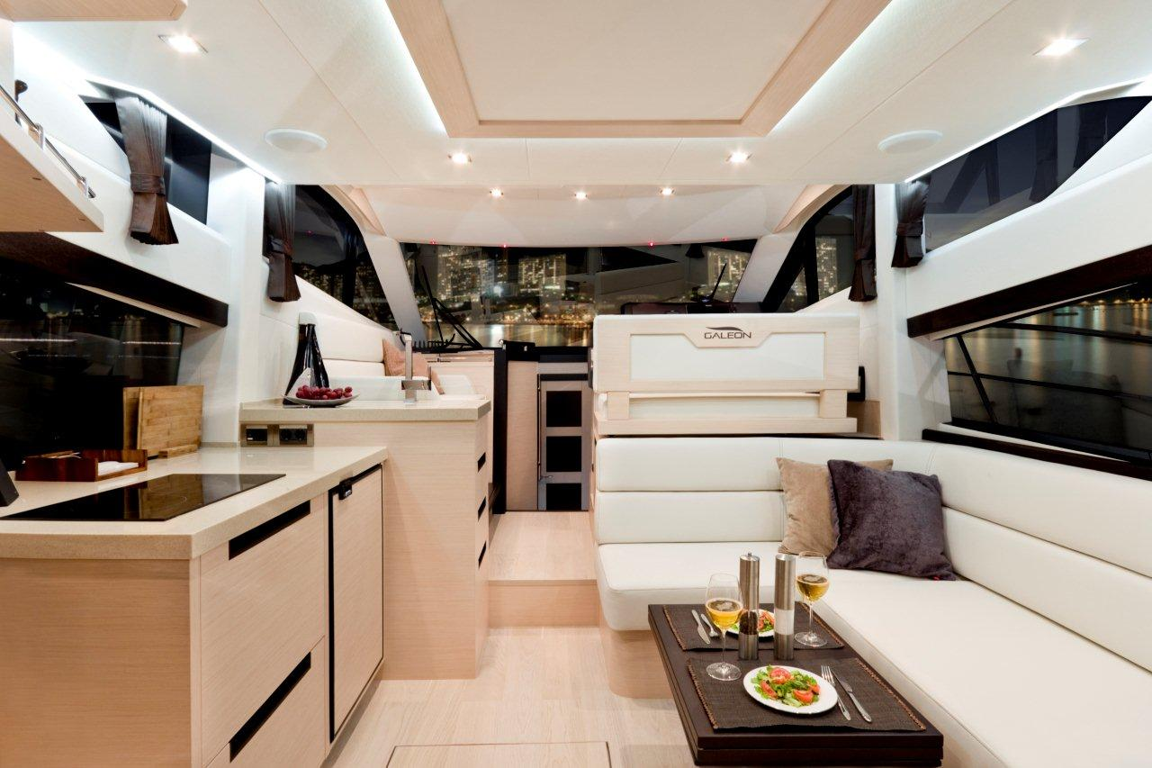 Galeon 420 FLY Internal image 29