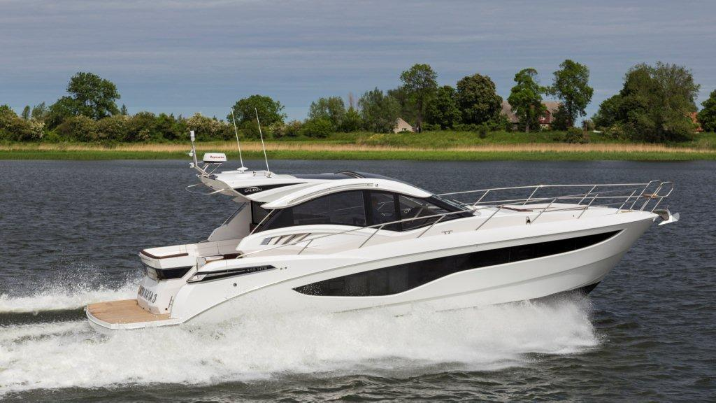 Galeon 485 HTS External image 1