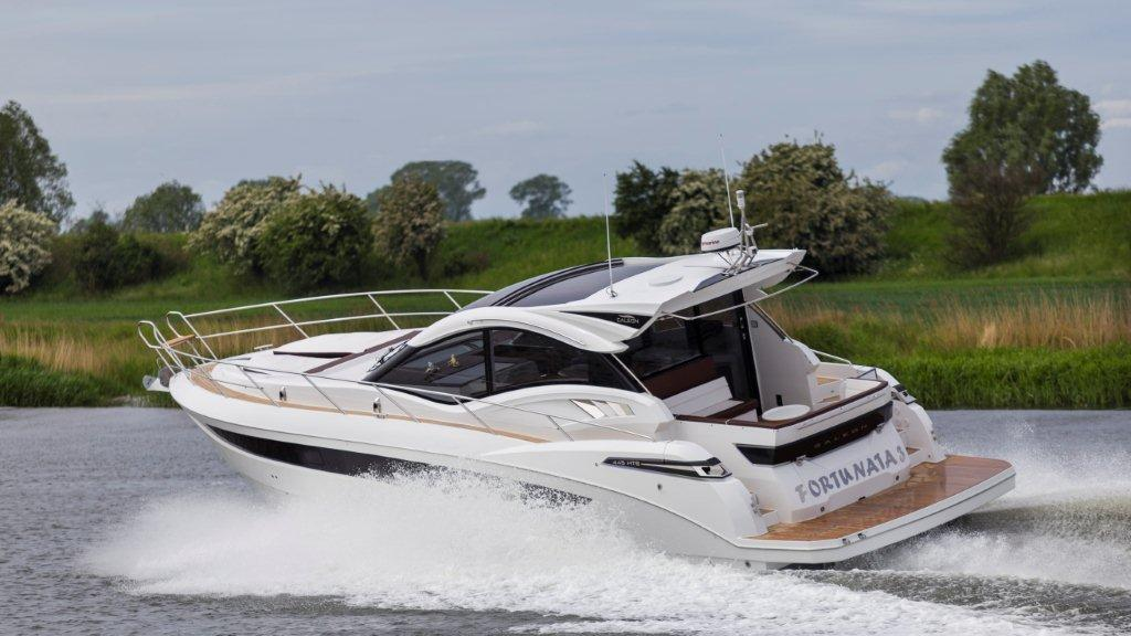 Galeon 485 HTS External image 10