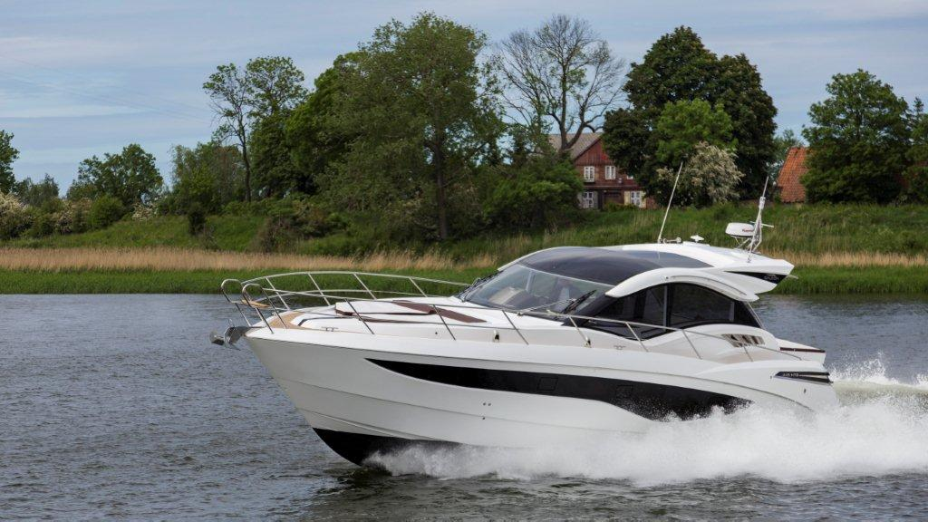 Galeon 485 HTS External image 11