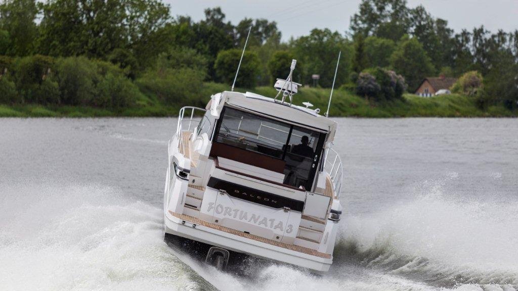 Galeon 485 HTS External image 13