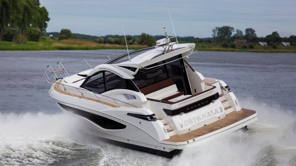 Galeon 485 HTS External image 15