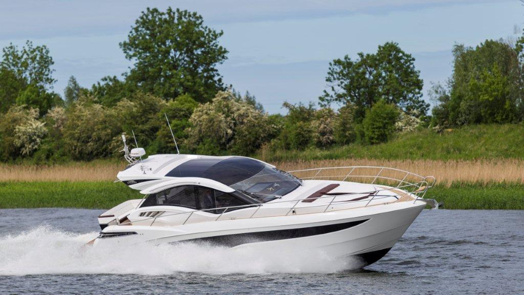 Galeon 485 HTS External image 19