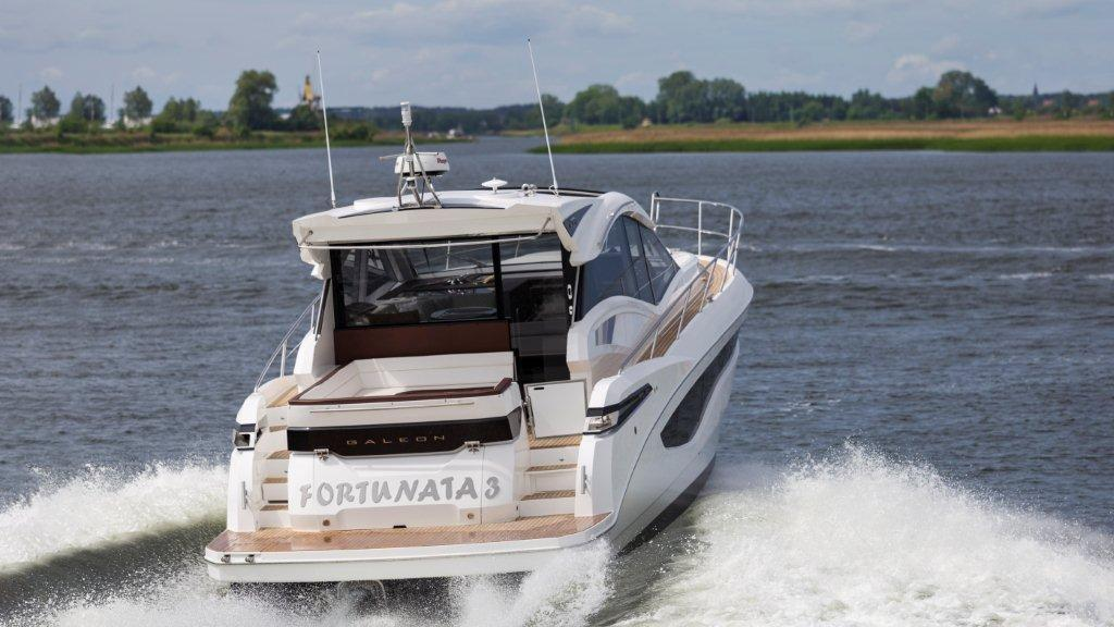 Galeon 485 HTS External image 21