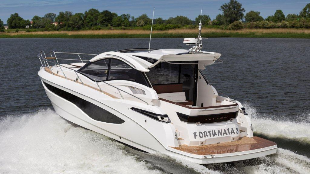 Galeon 485 HTS External image 22