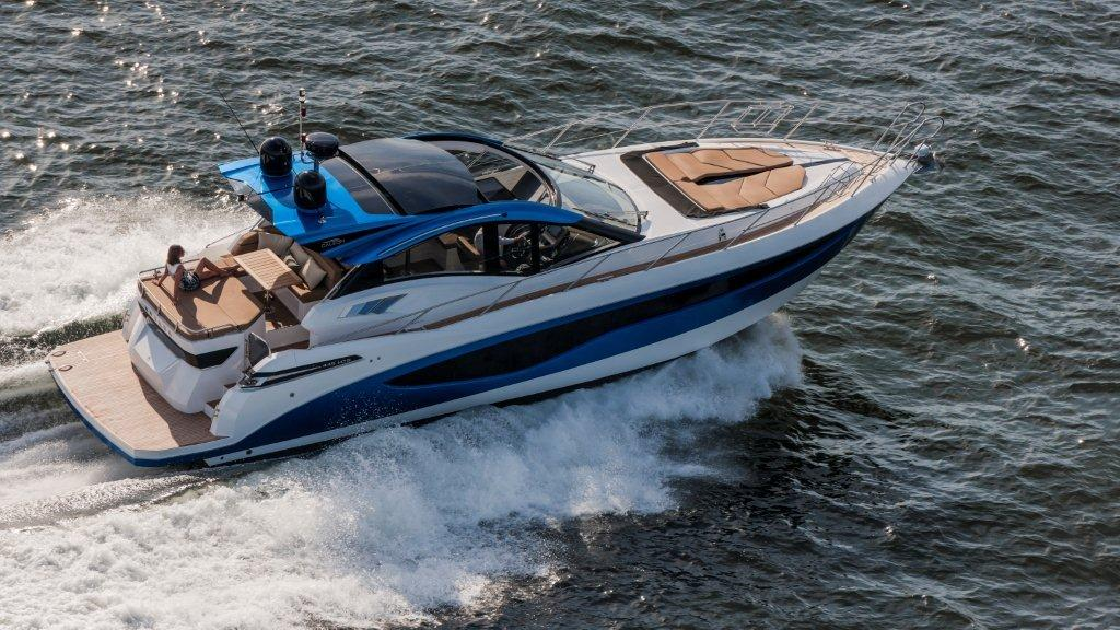 Galeon 485 HTS External image 23
