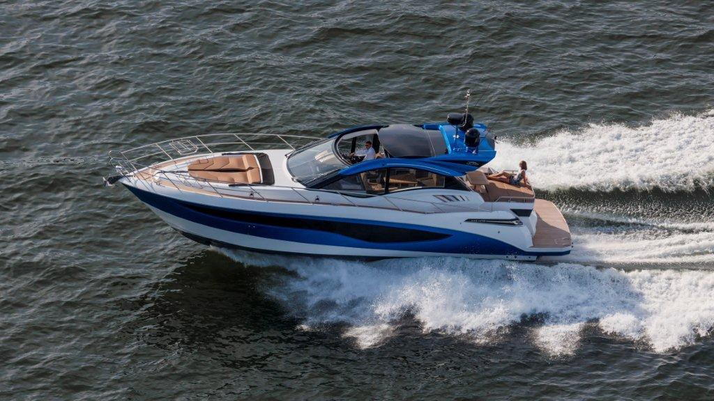 Galeon 485 HTS External image 25