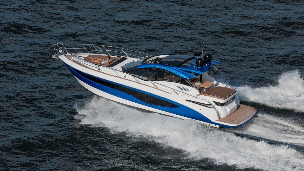 Galeon 485 HTS External image 27