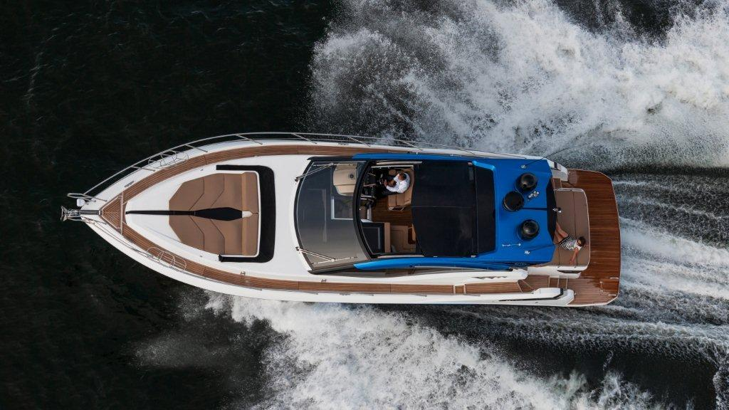 Galeon 485 HTS External image 30