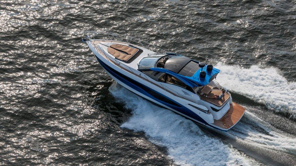 Galeon 485 HTS External image 31