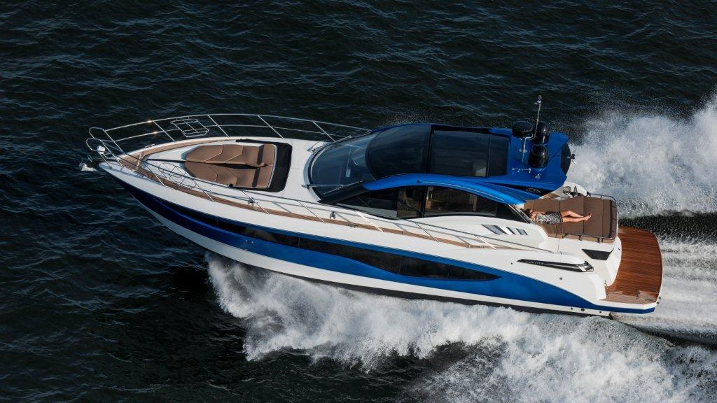 Galeon 485 HTS External image 34