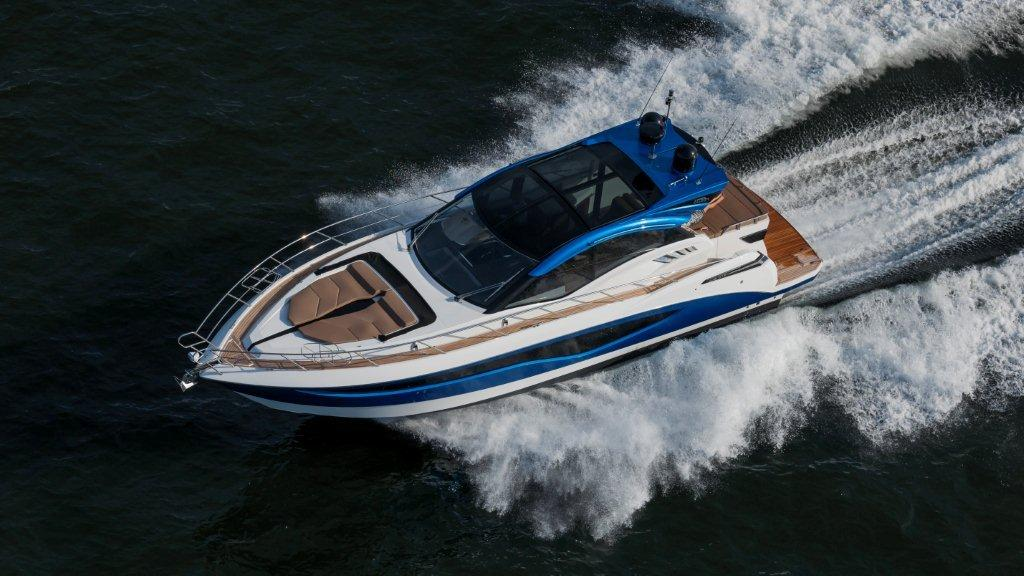 Galeon 485 HTS External image 35