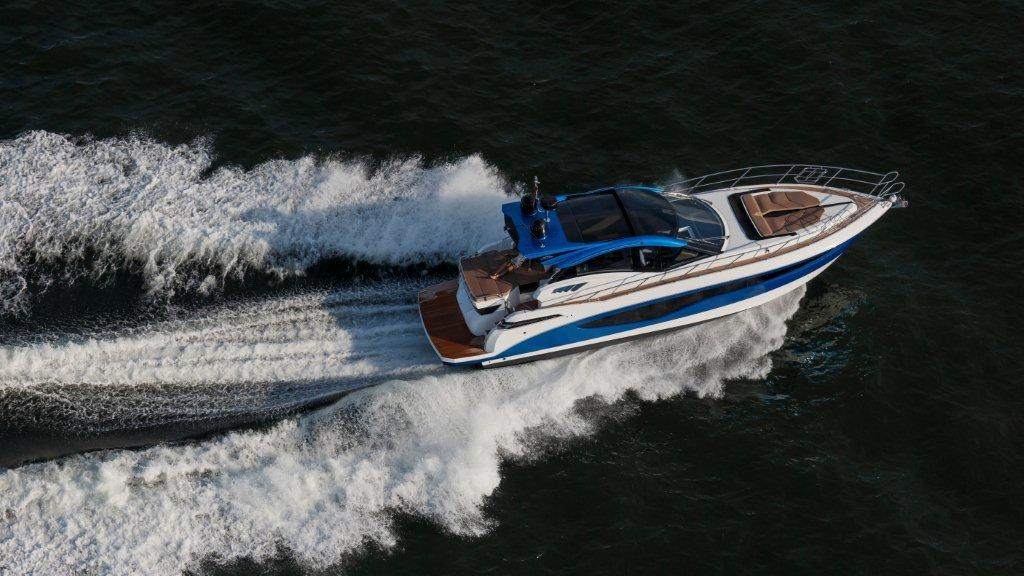 Galeon 485 HTS External image 36