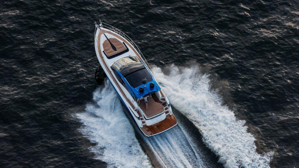 Galeon 485 HTS External image 39