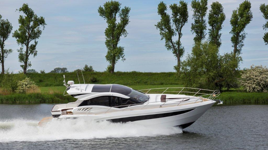 Galeon 485 HTS External image 4