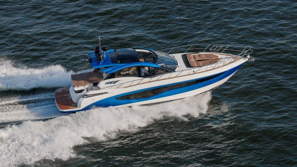 Galeon 485 HTS External image 41