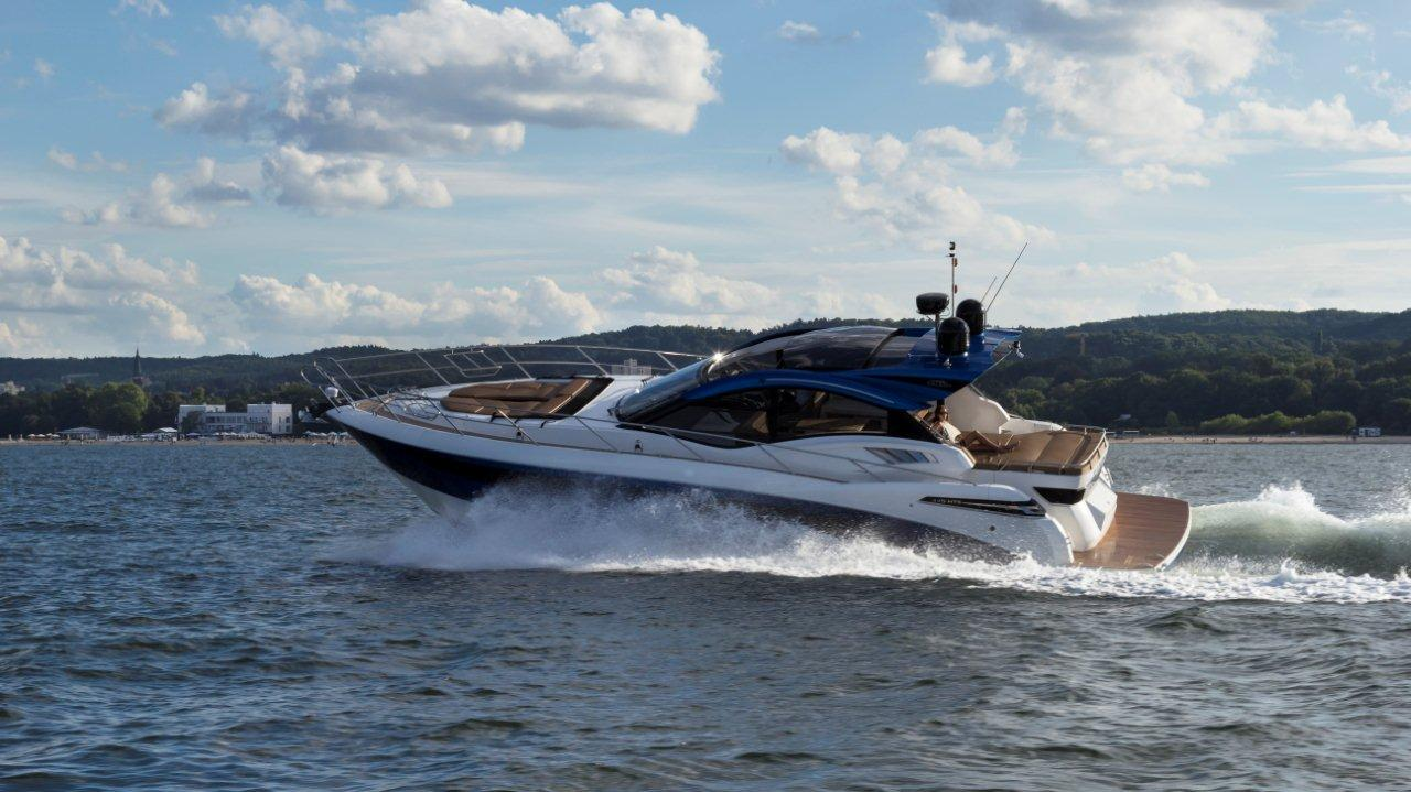 Galeon 485 HTS External image 43