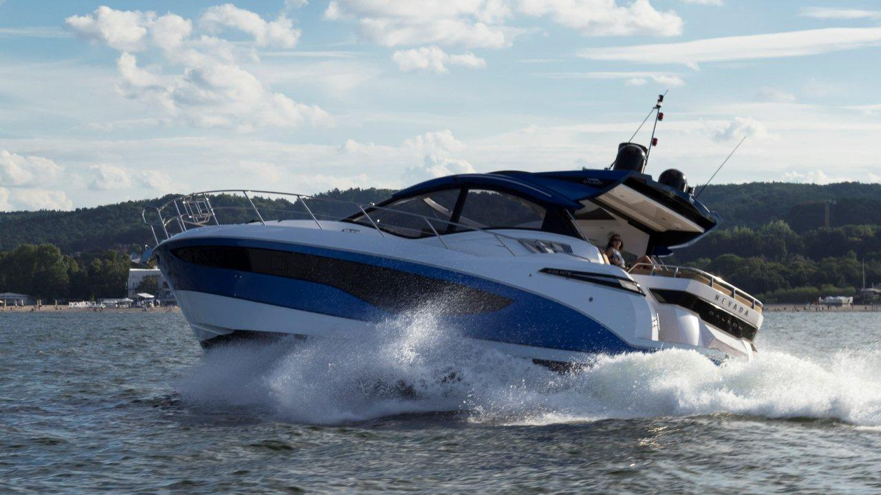 Galeon 485 HTS External image 44