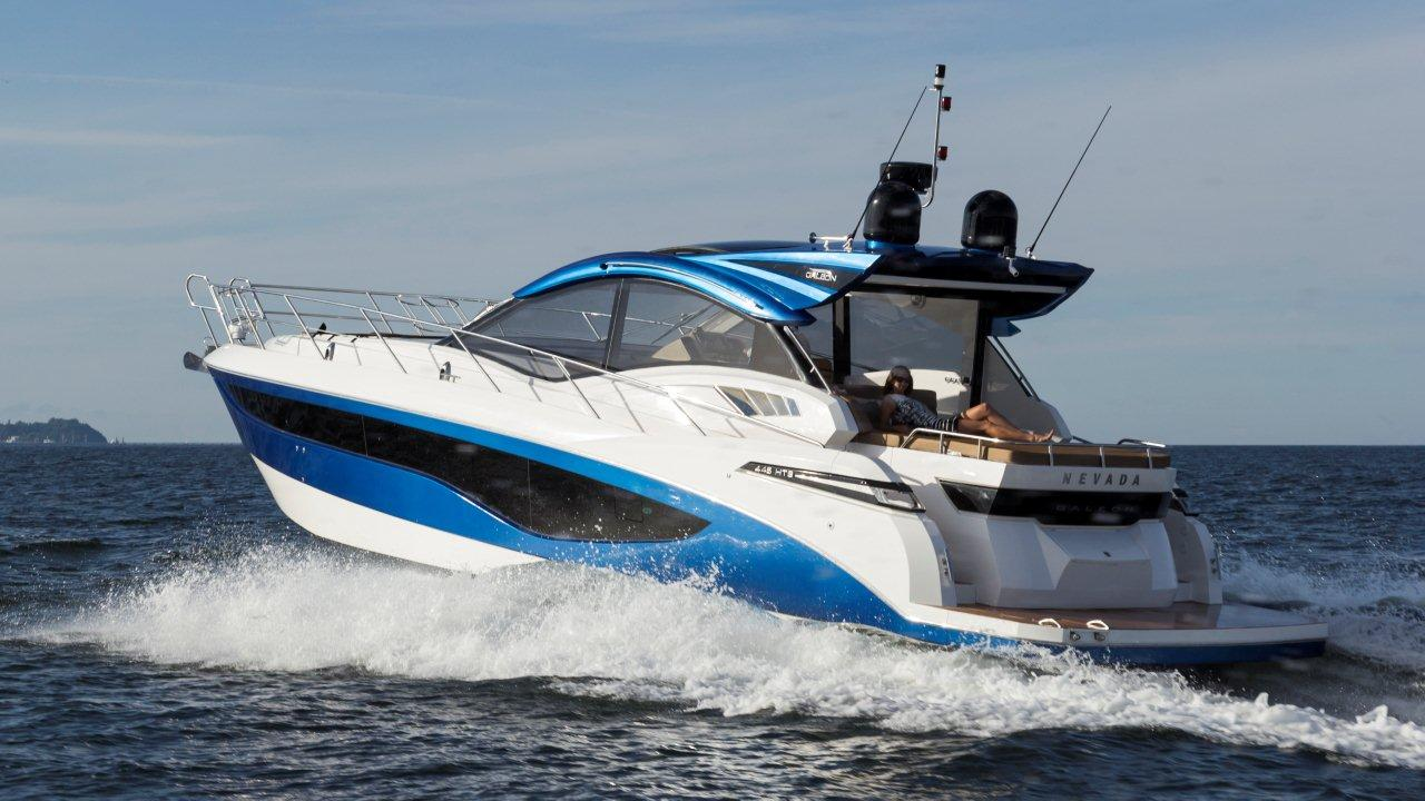 Galeon 485 HTS External image 45
