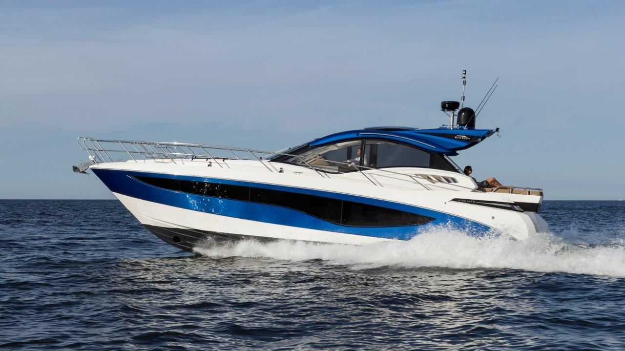 Galeon 485 HTS External image 46