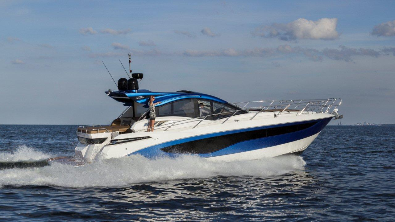 Galeon 485 HTS External image 50