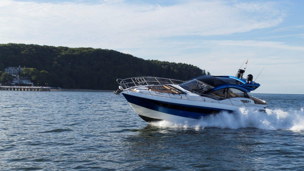 Galeon 485 HTS External image 52