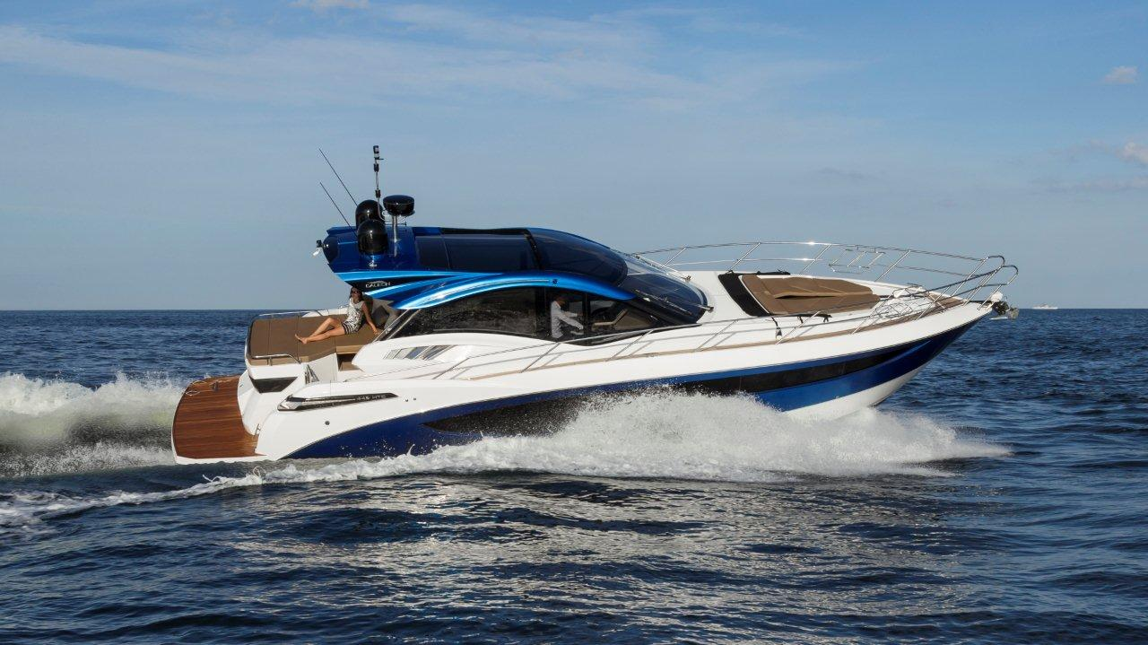 Galeon 485 HTS External image 54