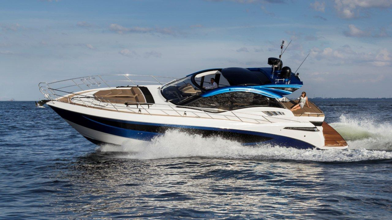 Galeon 485 HTS External image 55