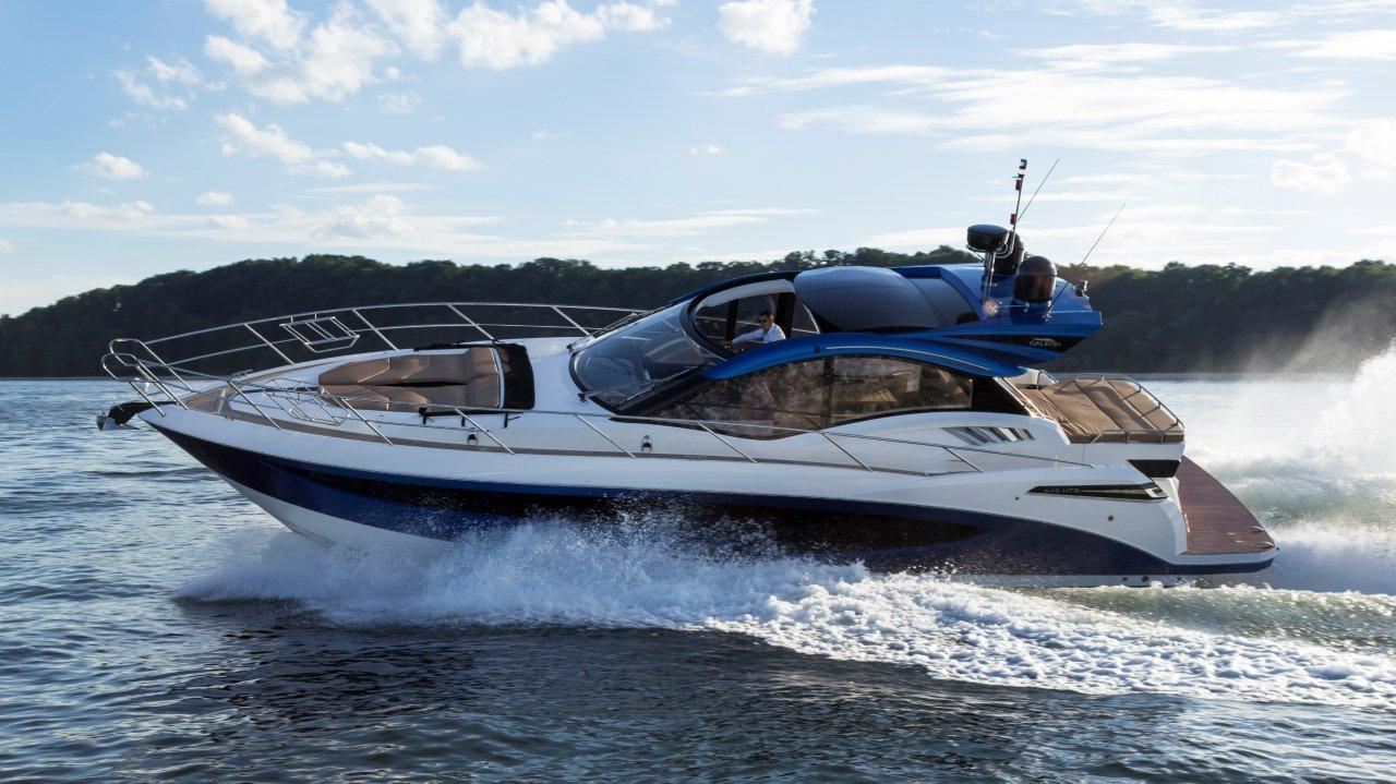Galeon 485 HTS External image 57
