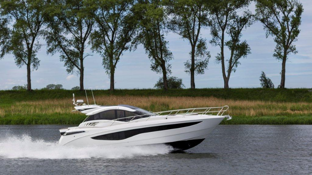 Galeon 485 HTS External image 6