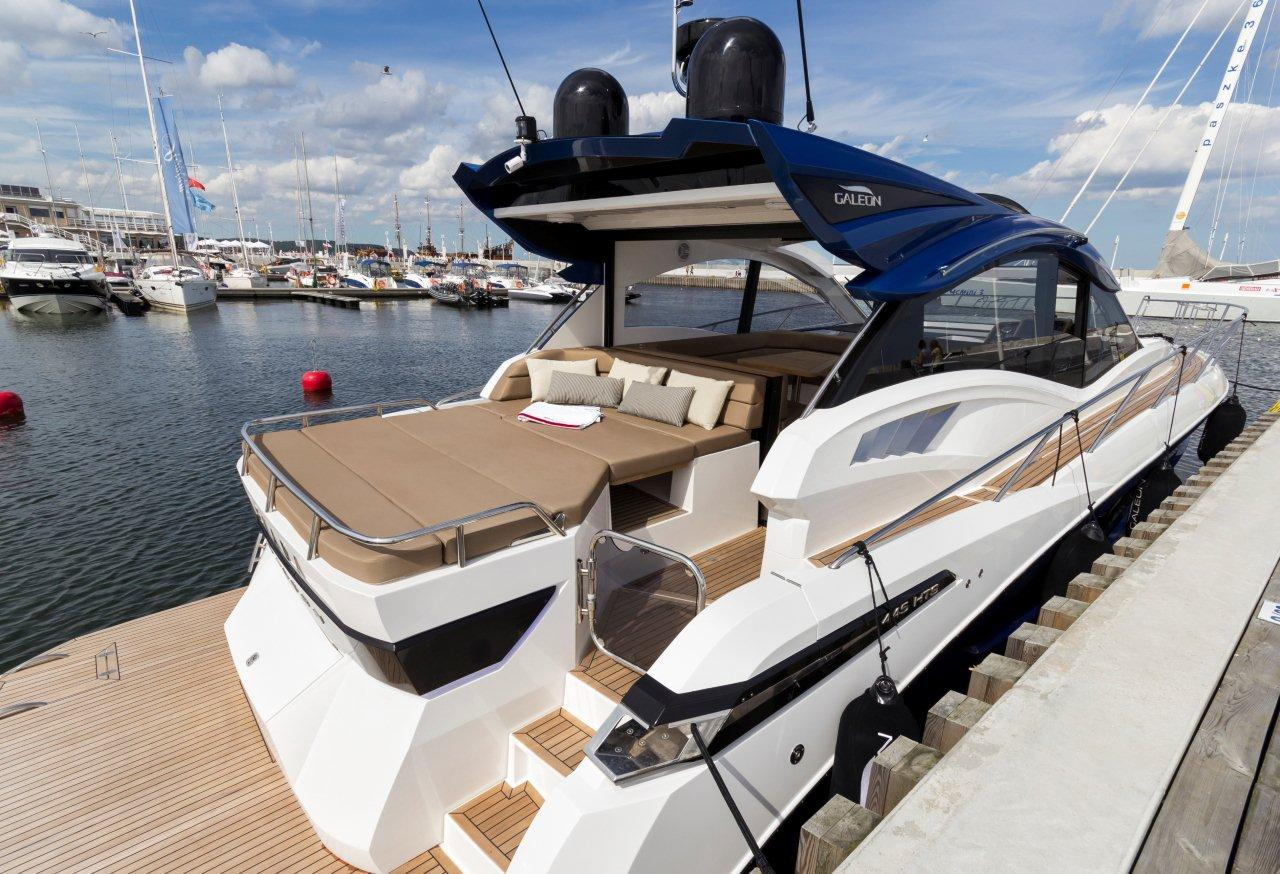 Galeon 485 HTS External image 63