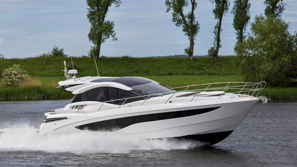 Galeon 485 HTS External image 7