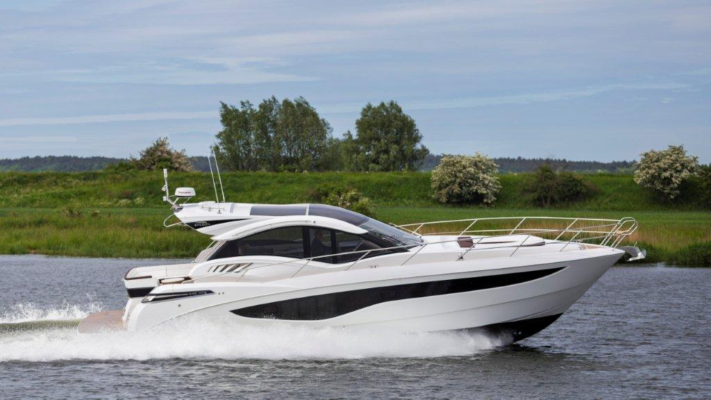 Galeon 485 HTS External image 9