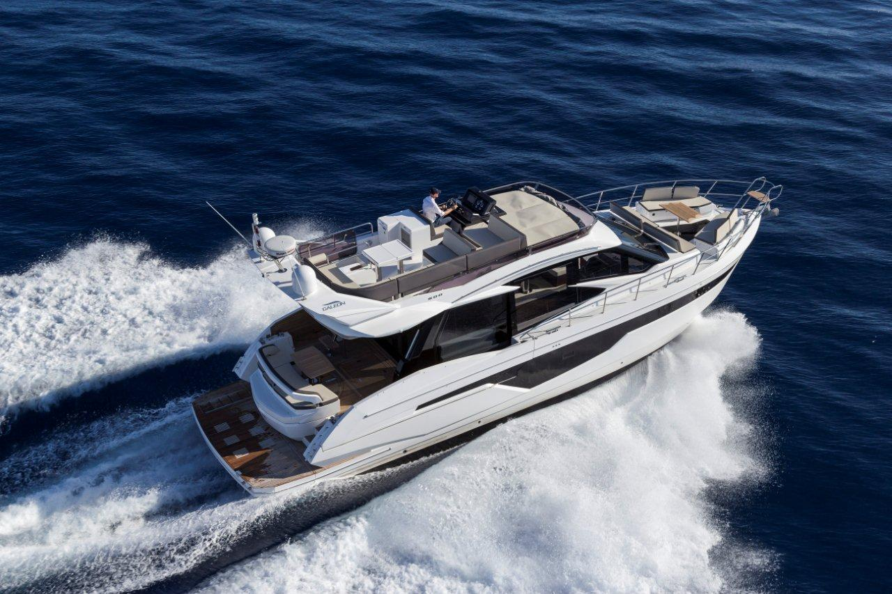 Galeon 500 FLY External image 2