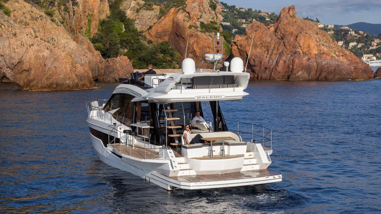Galeon 500 FLY External image 53