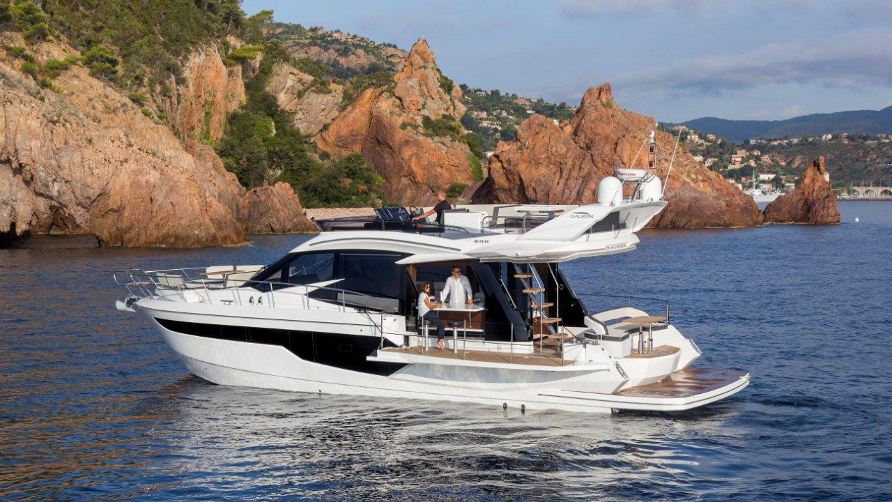 Galeon 500 FLY External image 54