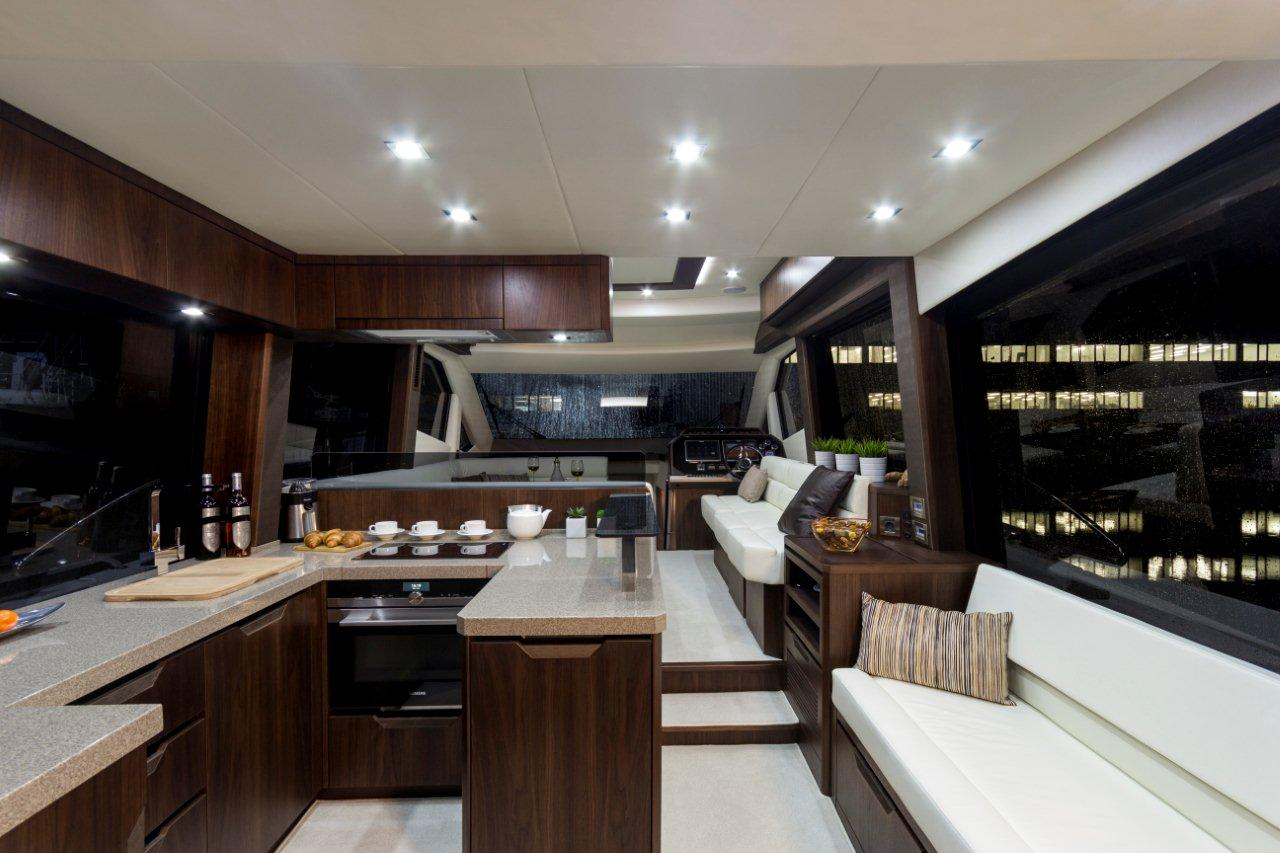 Galeon 500 FLY Internal image 1