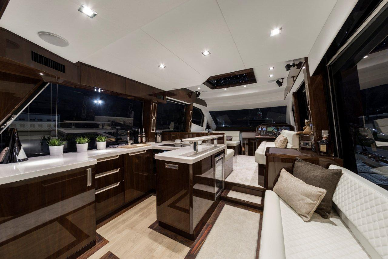 Galeon 500 FLY Internal image 17