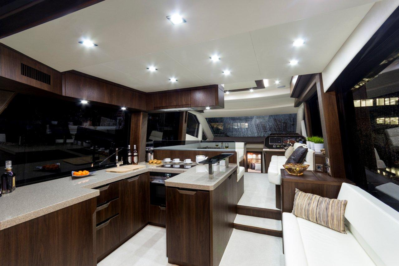 Galeon 500 FLY Internal image 2