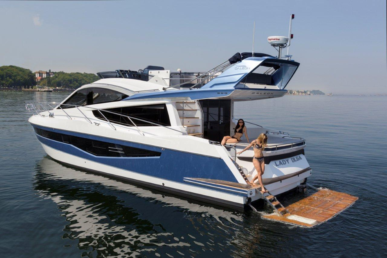 Galeon 550 FLY External image 1