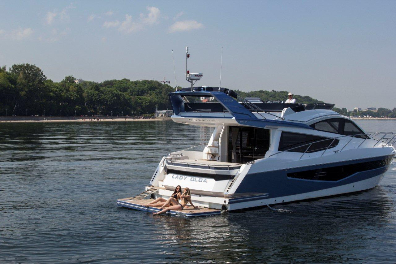 Galeon 550 FLY External image 11
