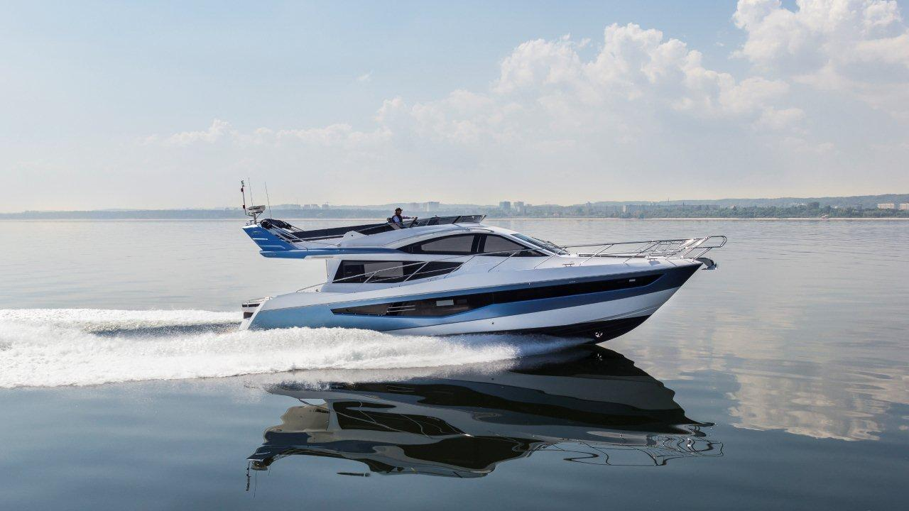 Galeon 550 FLY External image 3
